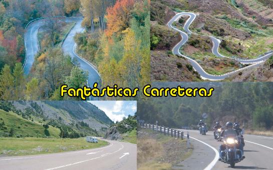 Fantastic Roads