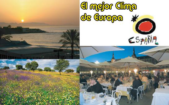 Clima en España