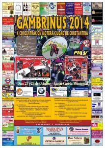 GAmbrinus 2014