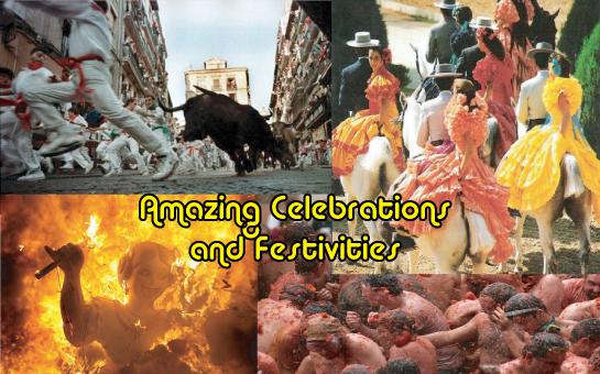 Fiestas Asombrosas